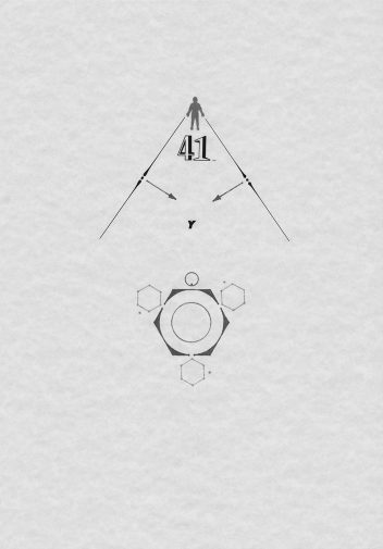 FIVE STARS, drawing dg1