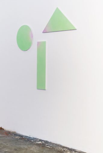 LA FIGLIA DI RA, installation view
