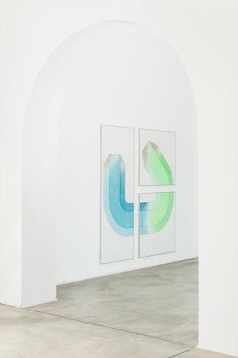 PROIEZIONE SEMPLICE, exhibition view