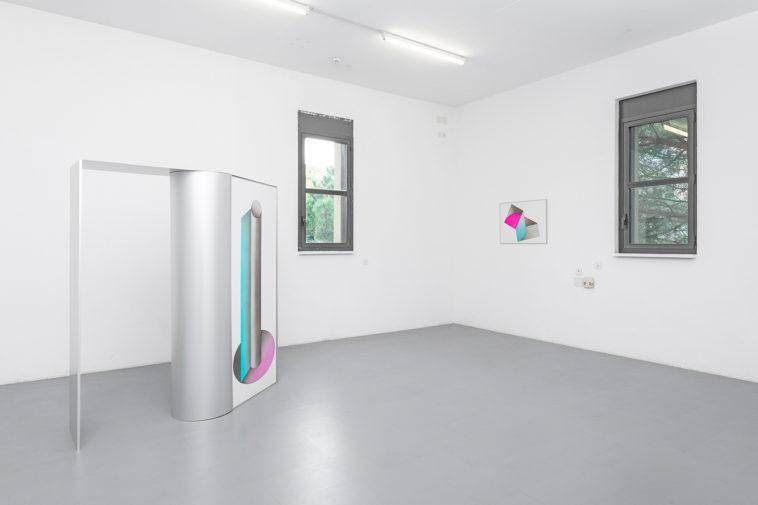 QUATTRO MOVIMENTI, exhibition view